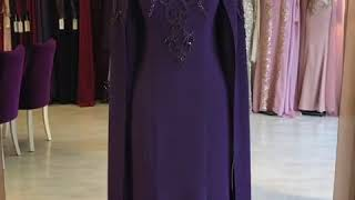 Pınar Şems Asya abiye - 2018 Yeniz Sezon Ürünleri - www.modavitrini.com