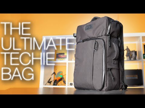 ProGo Travel Bag Review - For Cameras, Laptops, Tripods, Shoes!?