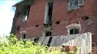 Abandoned Farm House Turn of the Century Louisiana Missouri