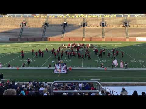 """""""Rach Star"""" - The 2018 George Walton Academy Marching Bulldog Band"""