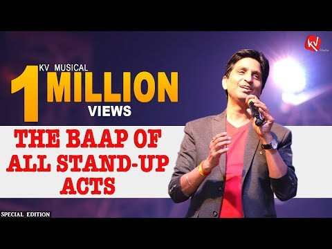 KVMusical - The Baap of All Stand-Up Acts