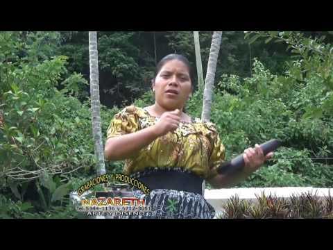 Solista Catarina Sajbin Perez Somos El Pueblo de Dios  Video Clip 3