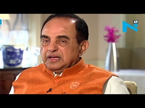 Subramanian Swamy expresses concern on sinking growth