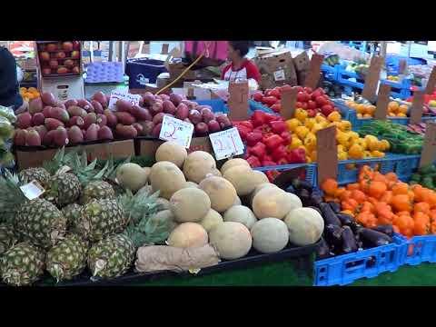 Haymarket Boston Massachussets: Open-air market