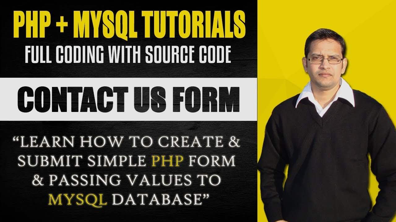 Create a simple crud database app: connecting to mysql with php.