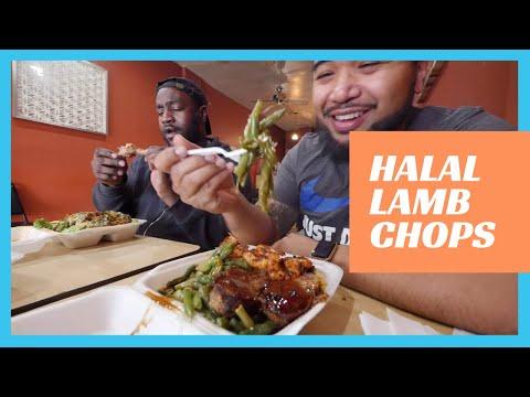 Paprika Halal In Philly X Lamb Chops, Stuffed Salmon And More [JL Jupiter Tv]