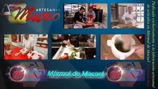 Morteros de mármol, artesanía de Almería -ARTESANIA MURO-