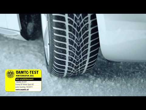 Dunlop Winter Sport 4D - TV