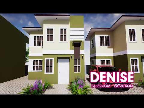 DENISE HOUSE MODEL   Lancaster New City Cavite - Zone 2