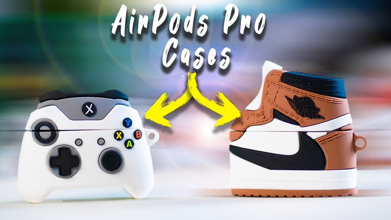 Apple Airpods Pro Cases You Must Buy In 2020 Youtube