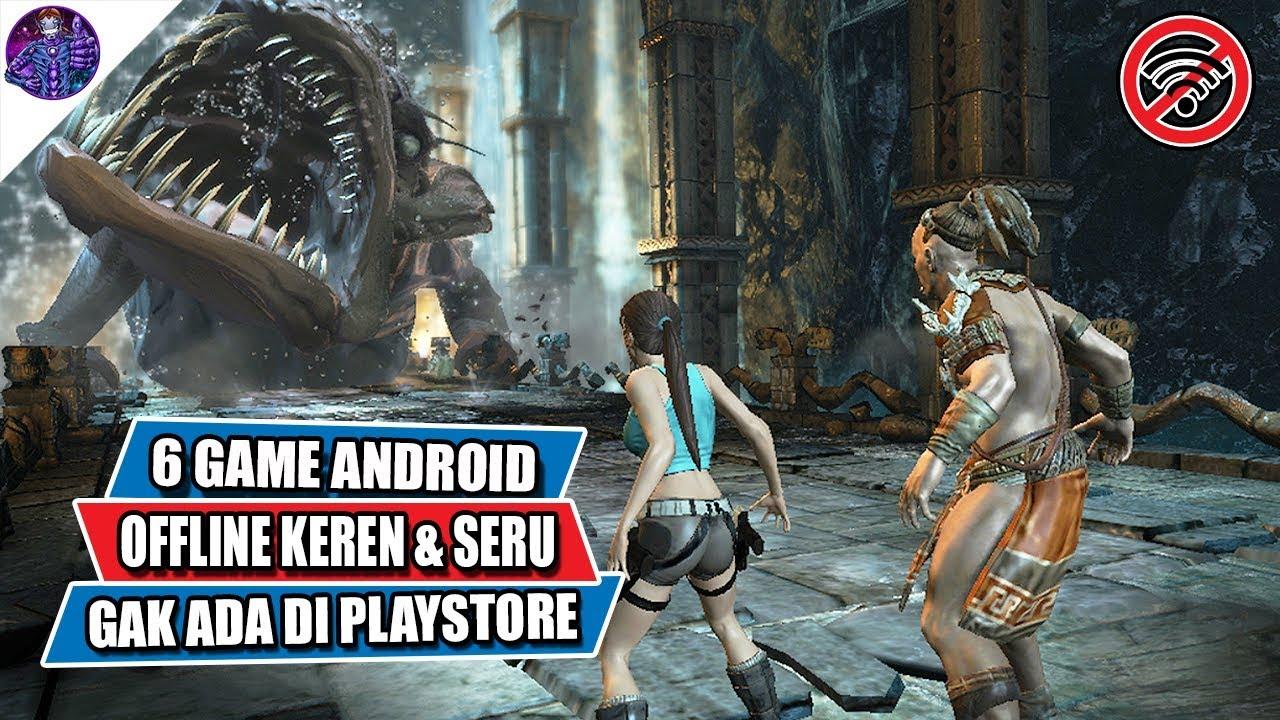 6 Game Android Offline Keren dan Seru yang Gak Ada di PlayStore