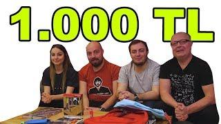 1000 TL'lik Kırtasiye Ürününü Kim Kazandı? - Kutudan Ne Çıkacak?