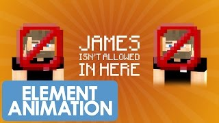 Shorts in Minecraft - James Isn't Allowed In Here