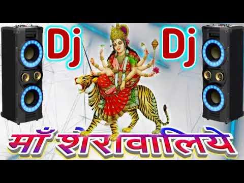 Hindi Bhakti Dj Song7C 7C Maa Sherawaliya Tera Sher Aa Gaya7C Navratri Danceing Mi