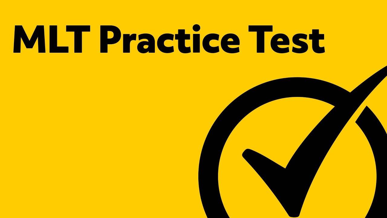 MLT Exam Study Guide (2019)