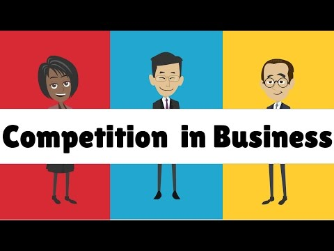 Advantages To Competition In Business