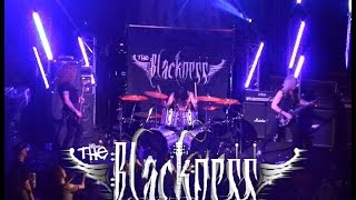 The Blackness LIVE Oshawa Music Hall