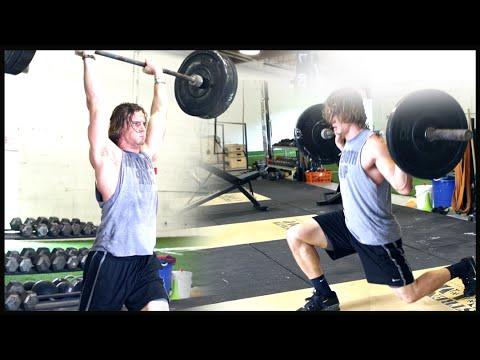 5 Day Strength Training Phase