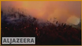 🇺🇸 California wildfires: Number of missing surpasses 1,000 | Al Jazeera English