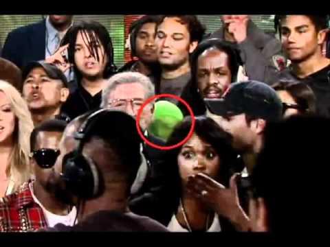 Michael Jackson lebt - Der grüne Mann