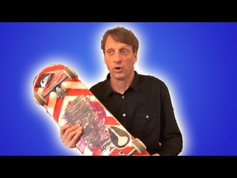 Tony Hawk Skateboarding Secrets!