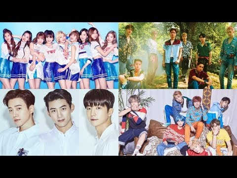 Japanese CD Retailer Tower Records Reveals Best-Selling K-Pop Albums Of 2017(News)