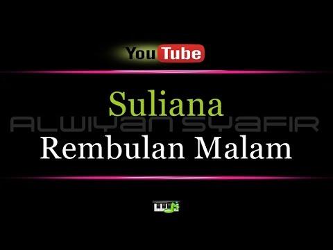 Karaoke Suliana - Rembulan Malam