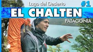 El LAGO del DESIERTO en El Chaltén | Capítulo 1