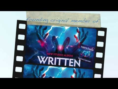 Written in the Stars Trailer - Martin Turner, founding original member of Wishbone Ash