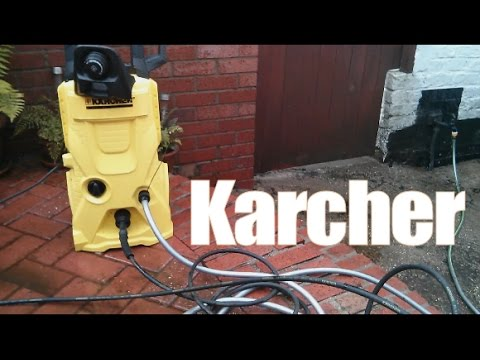 karcher k4 premium assembly instructions