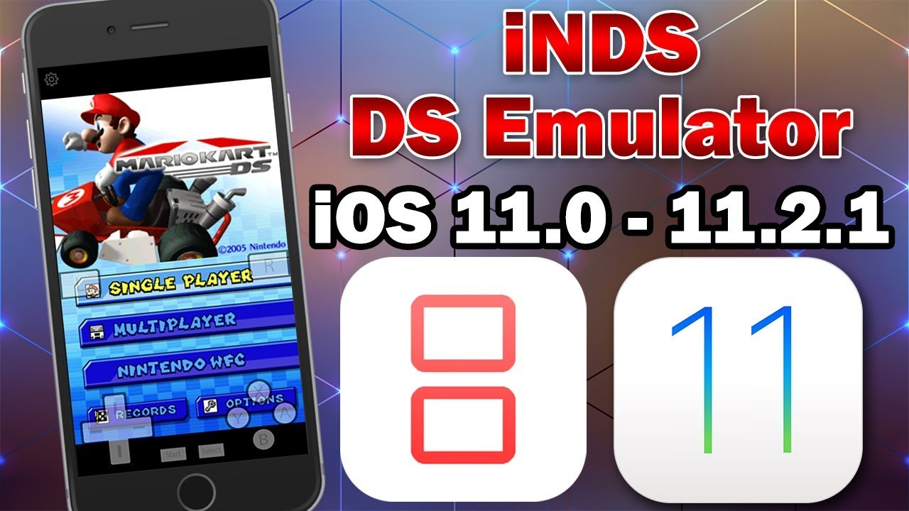 How To Install iNDS Nintendo DS Emulator on iOS 11 0 – 11 4 1 (No