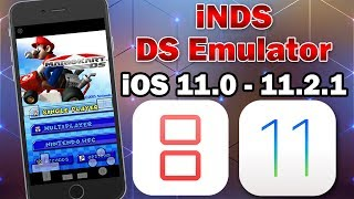 How to Install iNDS Nintendo DS Emulator on iOS 11.0 - 11.2.1 (No Jailbreak / No Computer)
