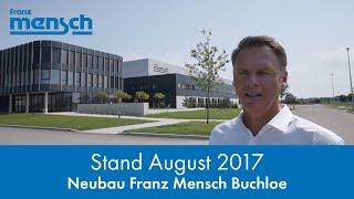 Neubau Franz Mensch ist fertig gestellt