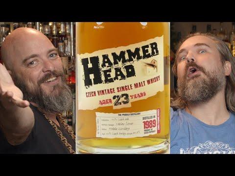 Hammerhead 23 Yr Old CZECH Single Malt Whisky Review