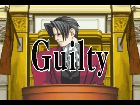 Phoenix Wright: Ace Attorney - Game Over (All Cases 1-5) |