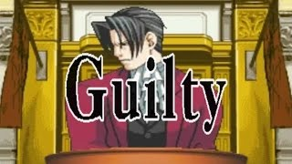 Phoenix Wright: Ace Attorney - Game Over (All Cases 1-5)