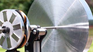 Flywheel Battery