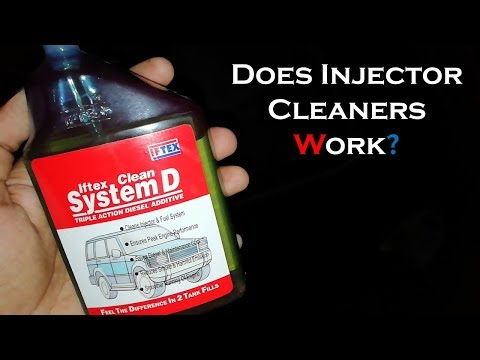 Fuel Injector Cleaning | Does injector cleaners work? Iftex Clean System D | Ford Figo TDCI |