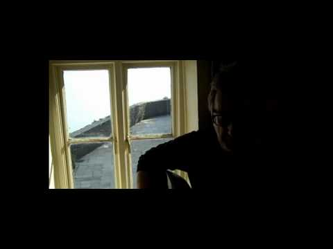 Robert Lloyd performs 'This Present Moment' in the Dylan Thomas Boathouse