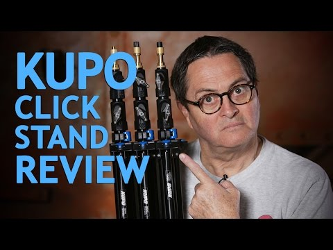 Kupo Click Stand Product Review