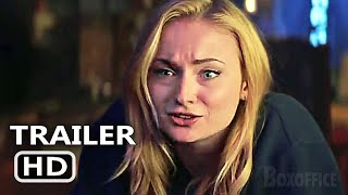 Heavy trailer (2021) sophie turner movie© 2021 - electric entertainment