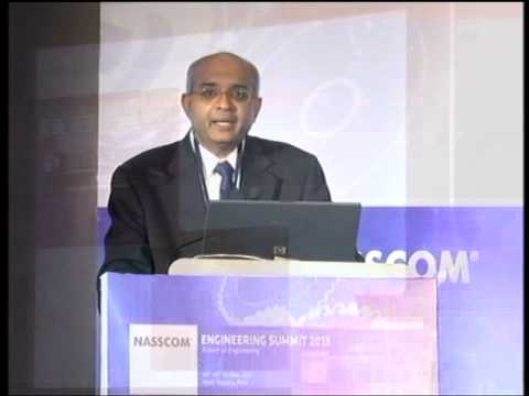NASSCOM Engineering Summit 2013 - Breaking the barrier from cost arbitrage to value engineering