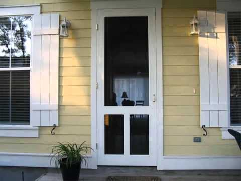 Screen Door For French Doors That Open Out | Screen Door Design Collection