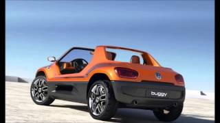 Volkswagen Buggy UP Concept 2011 Videos