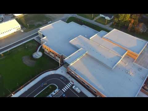 Holton Elementary School - Drone Footage