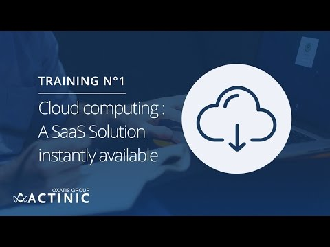 Cloud Computing – Actinic's e-Commerce Solution