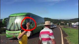 видео Футболистов Южной Кореи, которые вернулись домой после ЧМ-2018, забросали яйцами