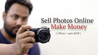 Sell Photos Online | Earn upto $500 per photo