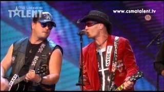 Ukulele Troublemakers | Česko Slovensko má talent 2012