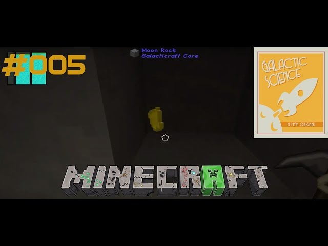Let's Play Minecraft Galactic Science | Alles Käse | Folge #005